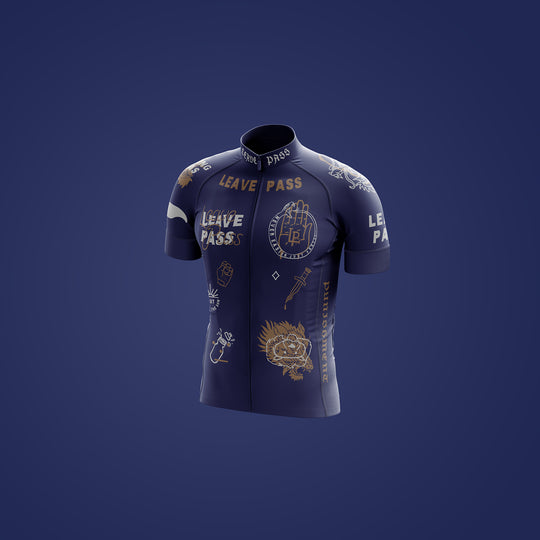 Navy Duality Jersey - Pre-Order Only