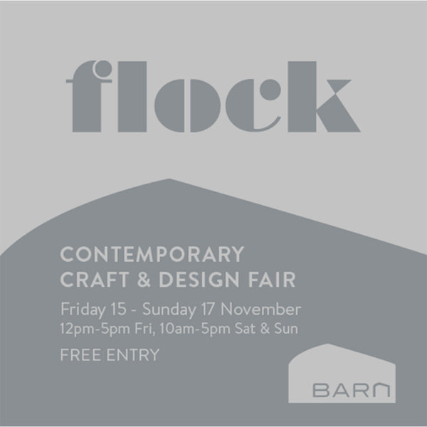 Flock 2019 at The Barn Arts, Banchory, Scotland.