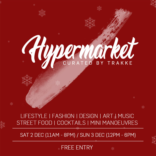 DCA Crafted & SWG3 HYPERMARKET + Competition!