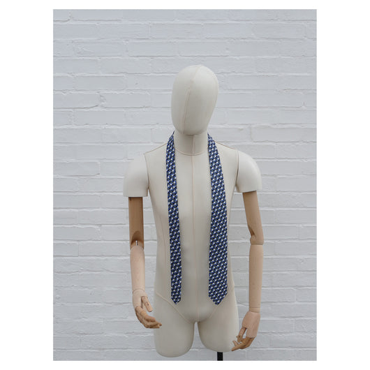 Eclipse Tie on mannequin
