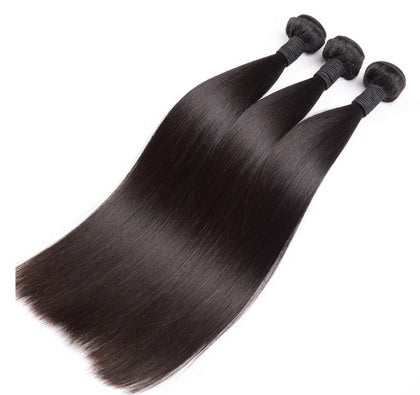 Human Hair Weft Bundles