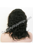 "10"" Inventory Stock Full Lace Wig Body Wave - Celebrity Style Wigs"