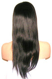"16"" Inventory Stock Full Lace Wig Light Yaki"