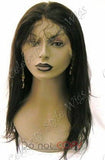 "16"" Inventory Stock Full Lace Wig Straight - Celebrity Style Wigs"