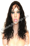 "18"" Inventory Stock Full Lace Wig Body Wave - Celebrity Style Wigs"