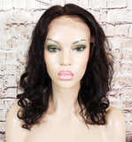 "16"" In Stock Virgin Brazilian Remy Lace Front Wig Body Wave - SHIPS in 1-2 DAYS - Celebrity Style Wigs"