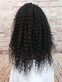 In Stock Full Lace Wig Brazilian Remy Deep Wave Kaylee - Ships in 1-2 Days