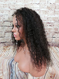 "In Stock Full Lace Kinky Curly Wig 16"" Long Taya - Ready to Ship in 1-2 Days"