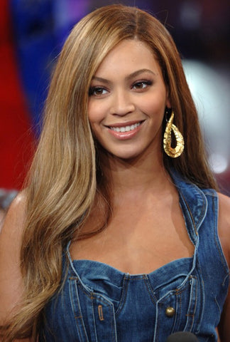 Full Lace Wig Beyonce Inspired - Celebrity Style Wigs