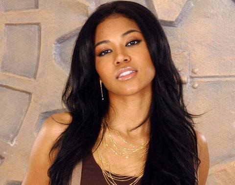Amerie Inspired Full Lace Wig - Celebrity Style Wigs