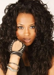 Ciara Celebrity Inspired Curly Full Lace Wig