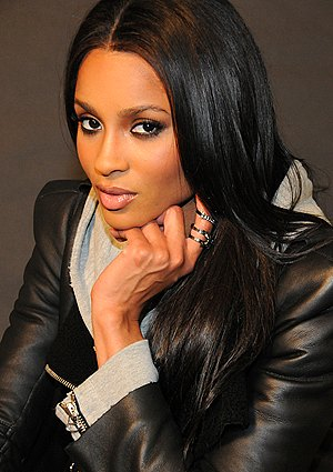 Ciara Inspired Full Lace Wig - Celebrity Style Wigs