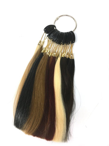Lace Wig Hair Color Ring - Celebrity Style Wigs