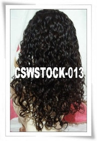 Full Lace Wig Celebrity Inspired Camry Curly Wig - Celebrity Style Wigs