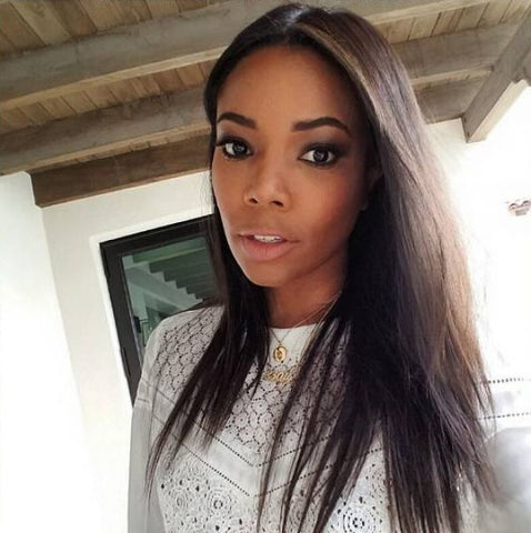 Gabrielle Union Inspired Full Lace Wig