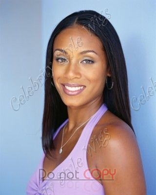 Jada Pinkett Smith Inspired Full Lace Wig - Celebrity Style Wigs