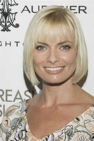 Jamie Pressly Inspired Full Lace Wig with Premium Celebrity Cut - Celebrity Style Wigs