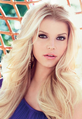 Jessica Simpson Inspired Full Lace Wig - Celebrity Style Wigs
