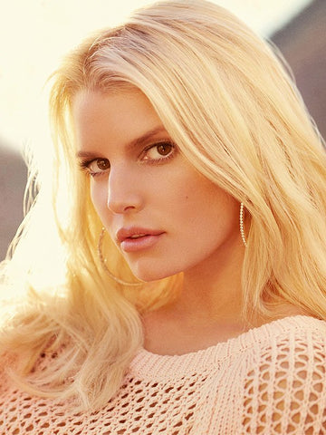 Jessica Simpson Inspired Lace Wig - Celebrity Style Wigs