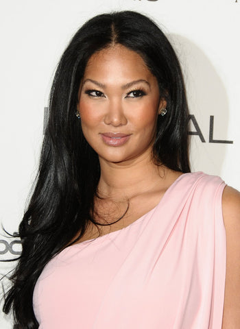 Kimora Lee Simmons Inspired Full Lace Wig - Celebrity Style Wigs