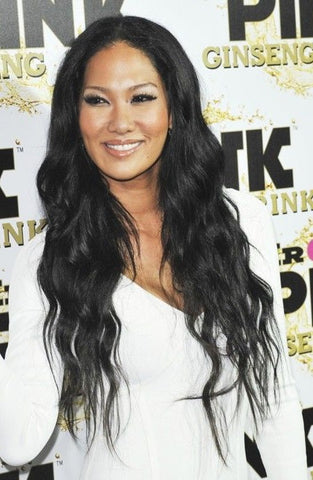 Kimora Lee Simmons Inspired Body Wave Full Lace Wig - Celebrity Style Wigs