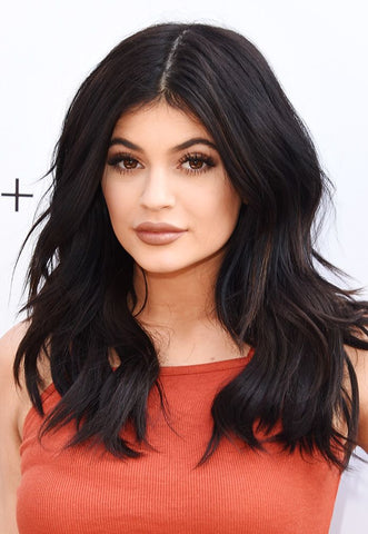 Kylie Jenner Inspired Lace Front or Full Lace Wig Premium Celebrity Cut - Celebrity Style Wigs