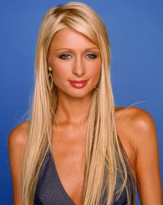 Paris Hilton Inspired Full Lace Wig - Celebrity Style Wigs