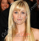 Reese Witherspoon Inspired Full Lace Wig Premium Celebrity Cut - Celebrity Style Wigs