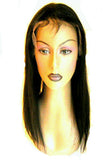 "In Stock 12x8 Lace Frontal 8"" Straight European Remy #1 Silk Top - SHIPS 1-2 Days - Celebrity Style Wigs"