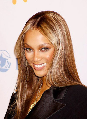 Tyra Banks Inspired Full Lace Wig - Celebrity Style Wigs
