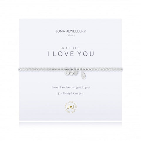 Joma Jewellery A Little I Love You Bracelet - 1312