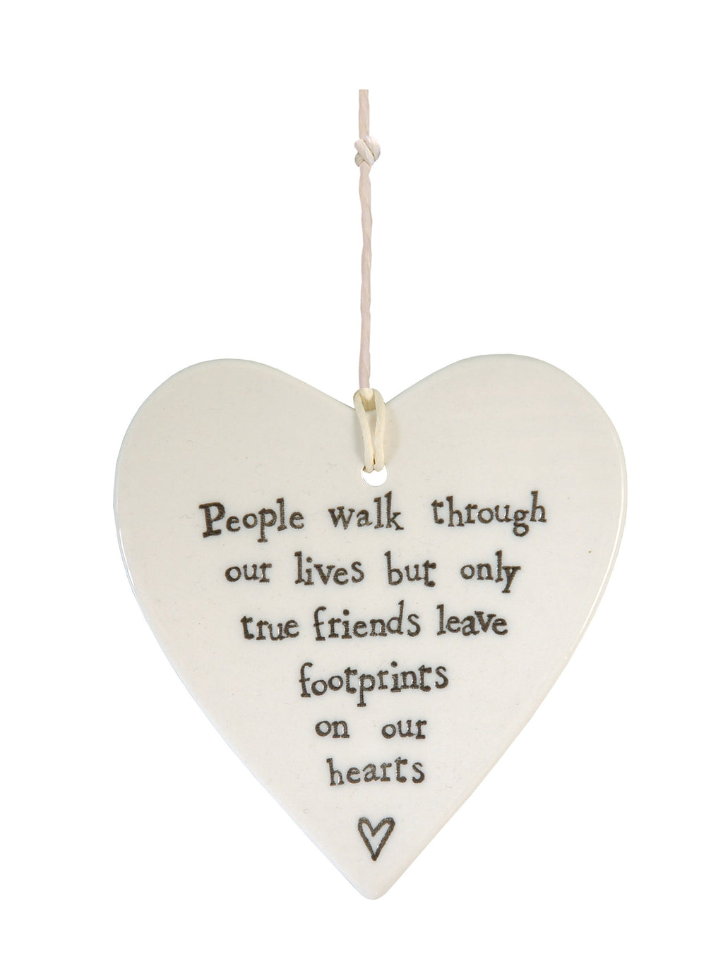 People walk through our lives... Porcelain Heart-East of India 2048