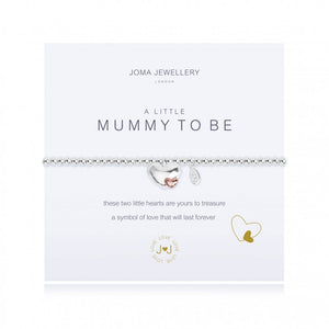 A Little Mummy To Be Bracelet by Joma Jewellery