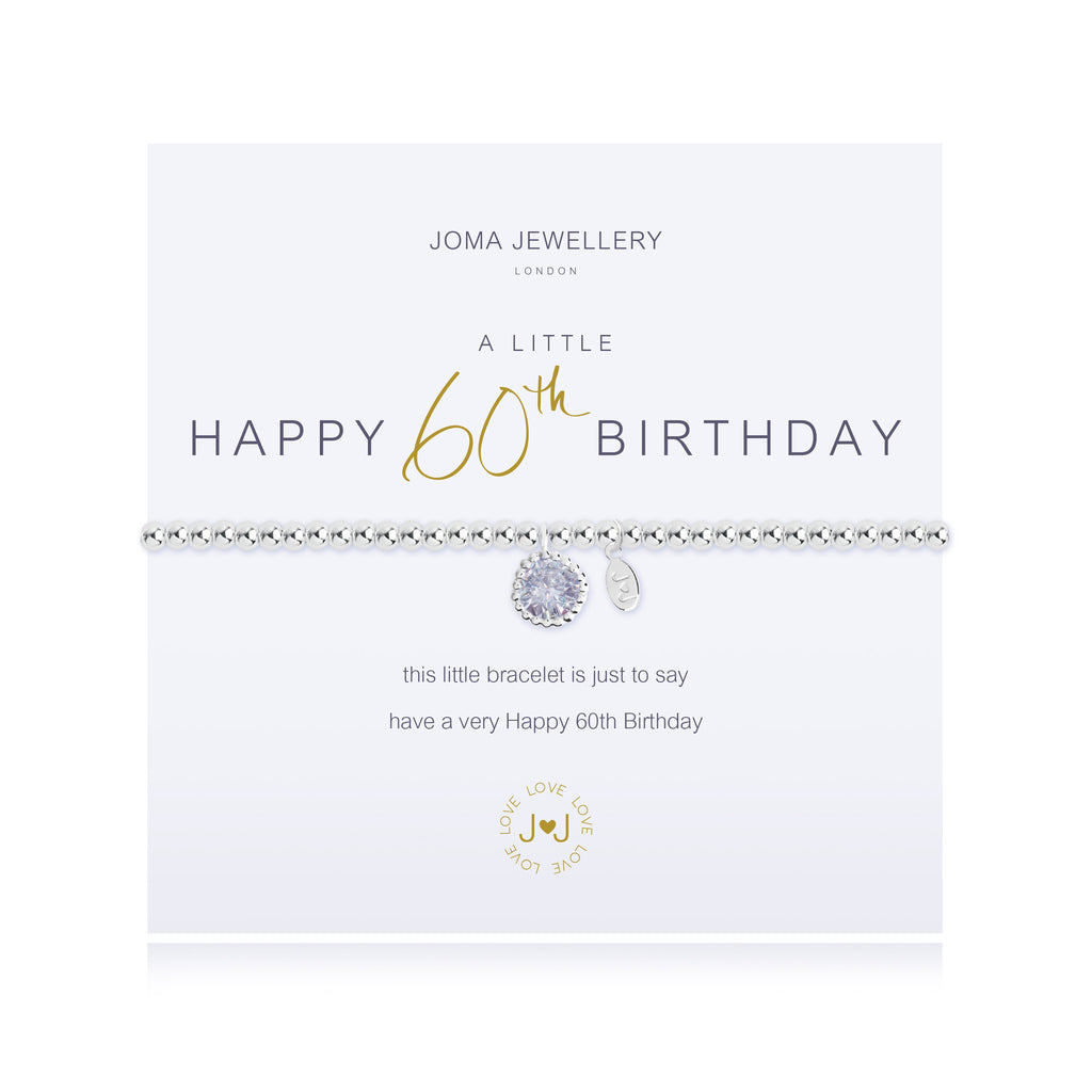 Joma Jewellery - A Little 60th Birthday 2075