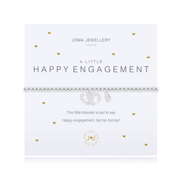 Joma Jewellery - A Little Happy Engagement 2083