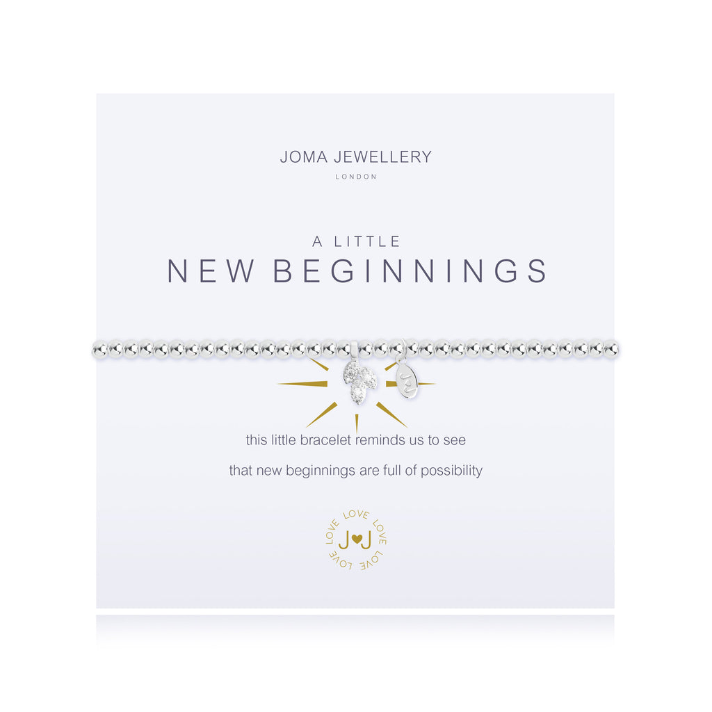 Joma Jewellery - A Little New Beginnings 2105
