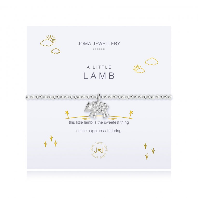 A Little Lamb Bracelet by Joma Jewellery - 2881