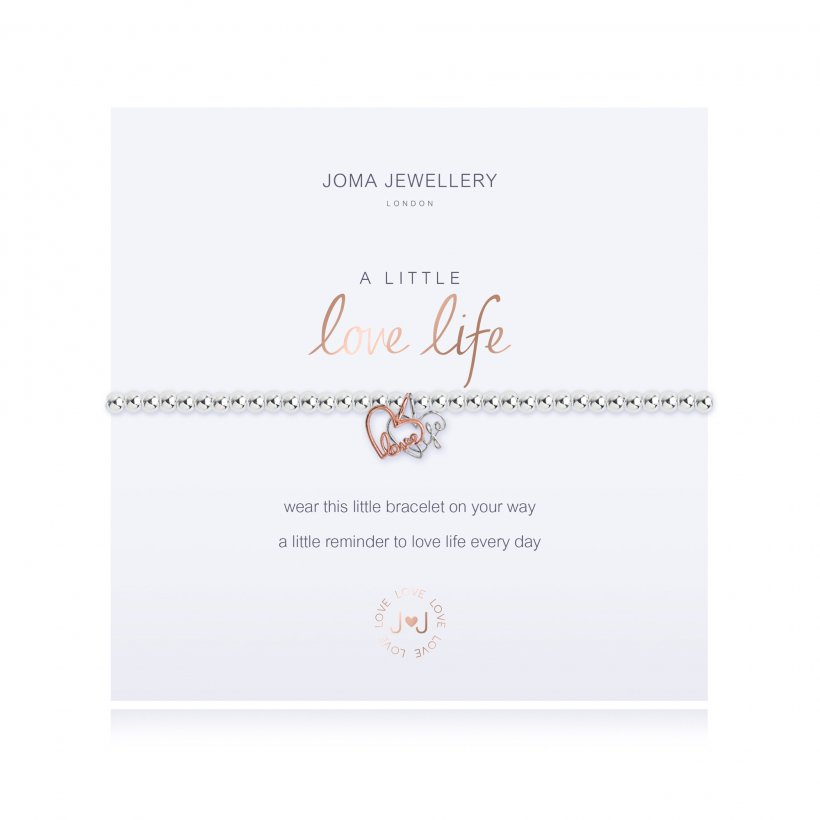 A Little Love Life Bracelet by Joma Jewellery      3207