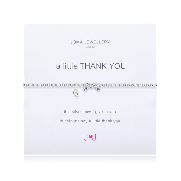 Joma Jewellery A Little Thank You Bracelet 334