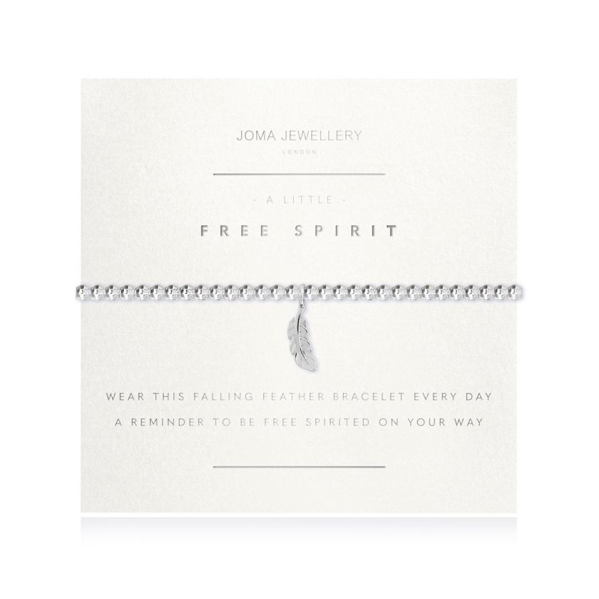 "A Little "" Free Spirit"" Bracelet by Joma Jewellery"