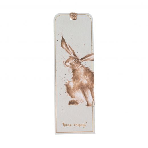 Hare Bookmark by Wrendale Designs