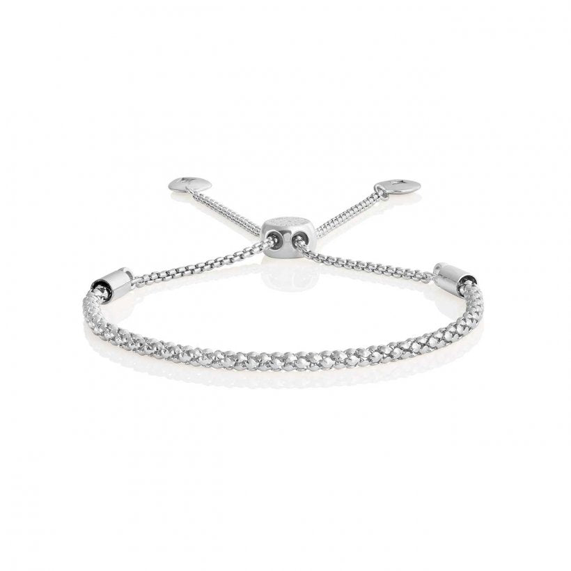 Bracelet Bar - Silver Friendship Bracelet by Joma Jewellery