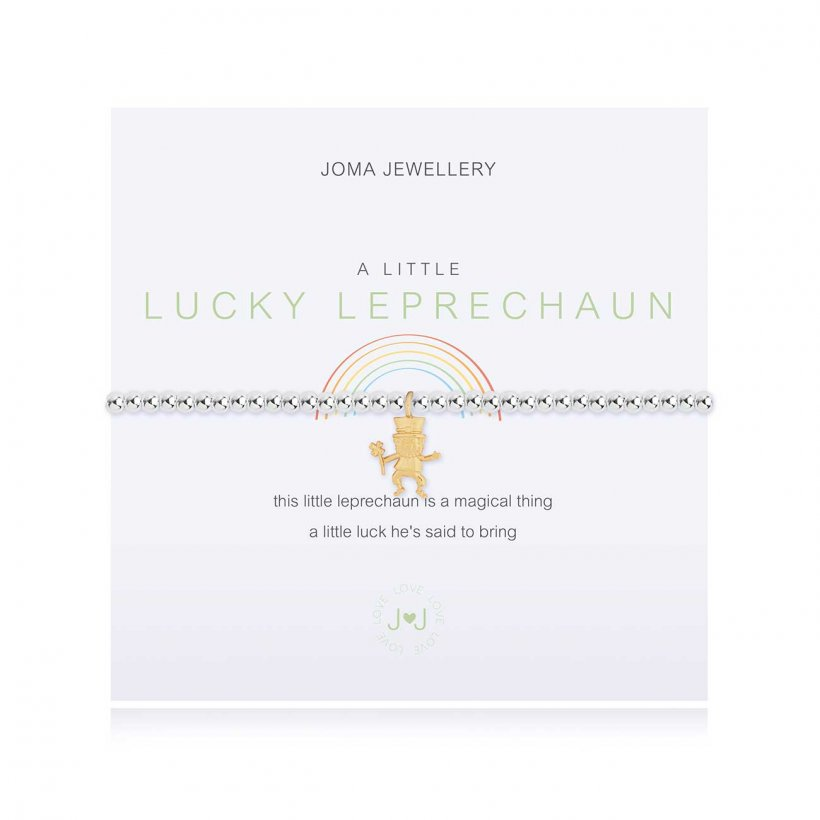 A Little Leprechaun Bracelet by Joma Jewellery