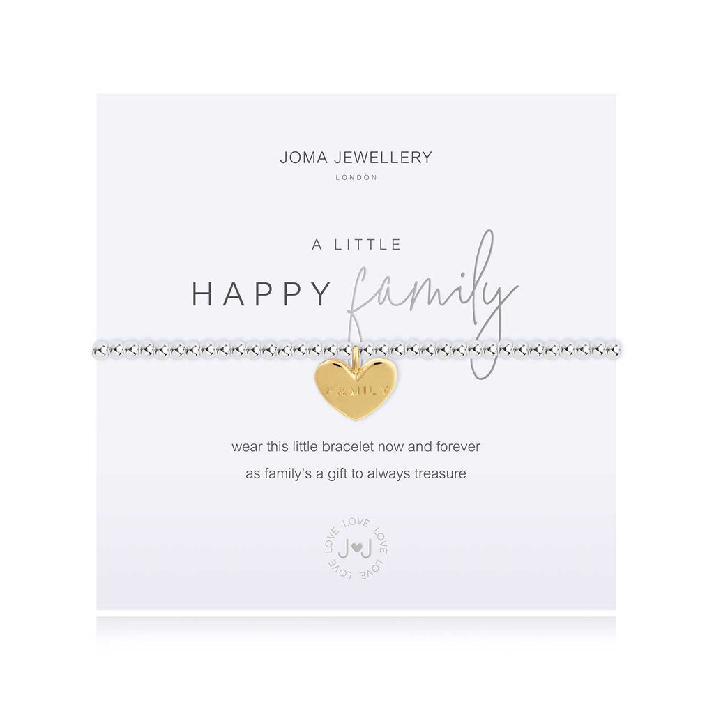 A Little Happy Family Bracelet by Joma Jewellery