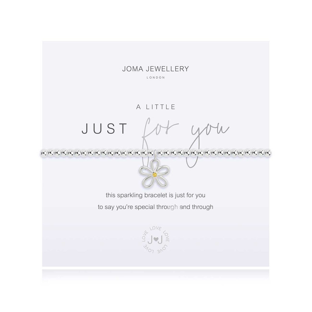 A Little Just For you Bracelet by Joma Jewellery
