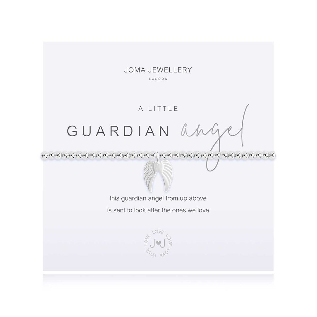 A Little Guardian Angel Bracelet by Joma Jewellery
