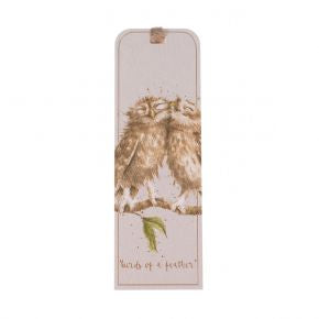 Owls Bookmark by Wrendale Designs