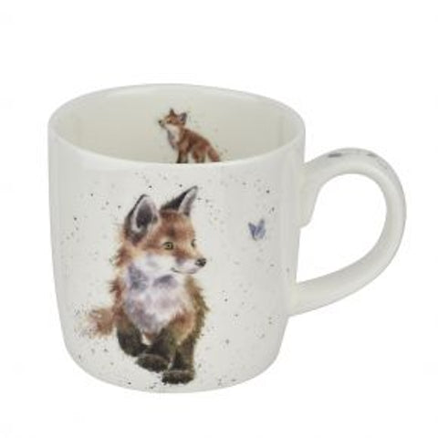 Born to be Wild Mug by Wrendale Designs