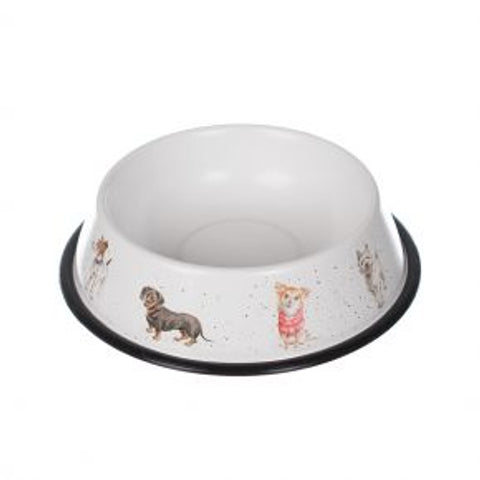 Wrendale Designs Dog Bowl - Medium - TN007