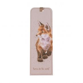 Fox Bookmark by Wrendale Designs